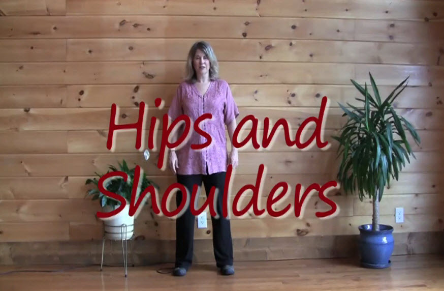 Hips and Shoulders Exercises – Learn the Movements