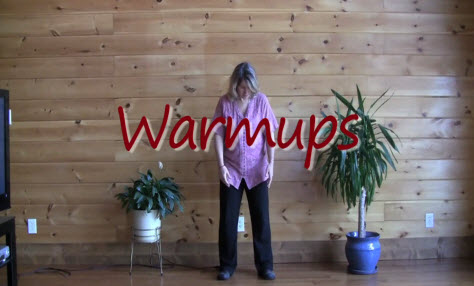 Warm Up Exercises – Learn the Movements