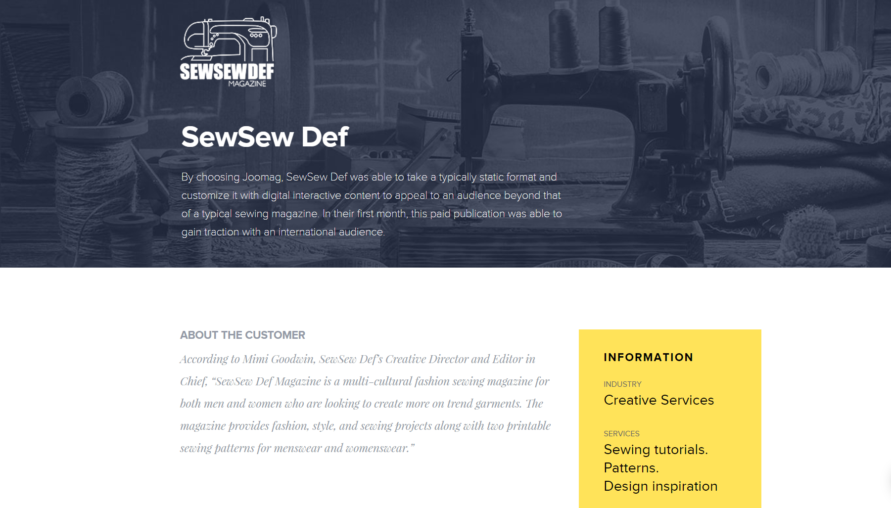 Sewsew Def
