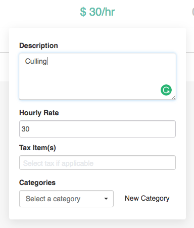 By Entering In A Description (like Below) It Will Add Sync To The  Description Of The Invoice. If You Are Not Billing For These Hours, Put $0  Or Do Not Fill ...  How To Fill Out A Invoice