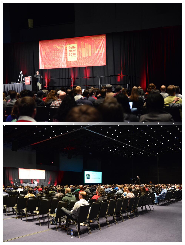 CEO of OTCBTC 在RailsConf 2018 Keynote session 演讲