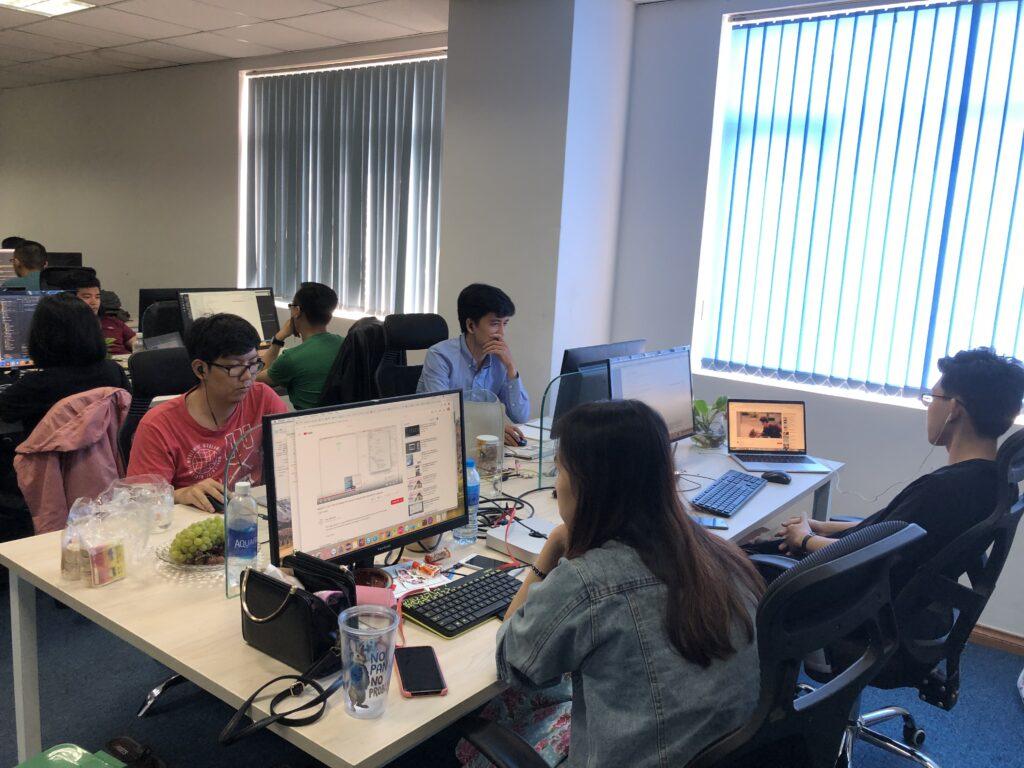 Outsourcing Software Development Companies Vietnam