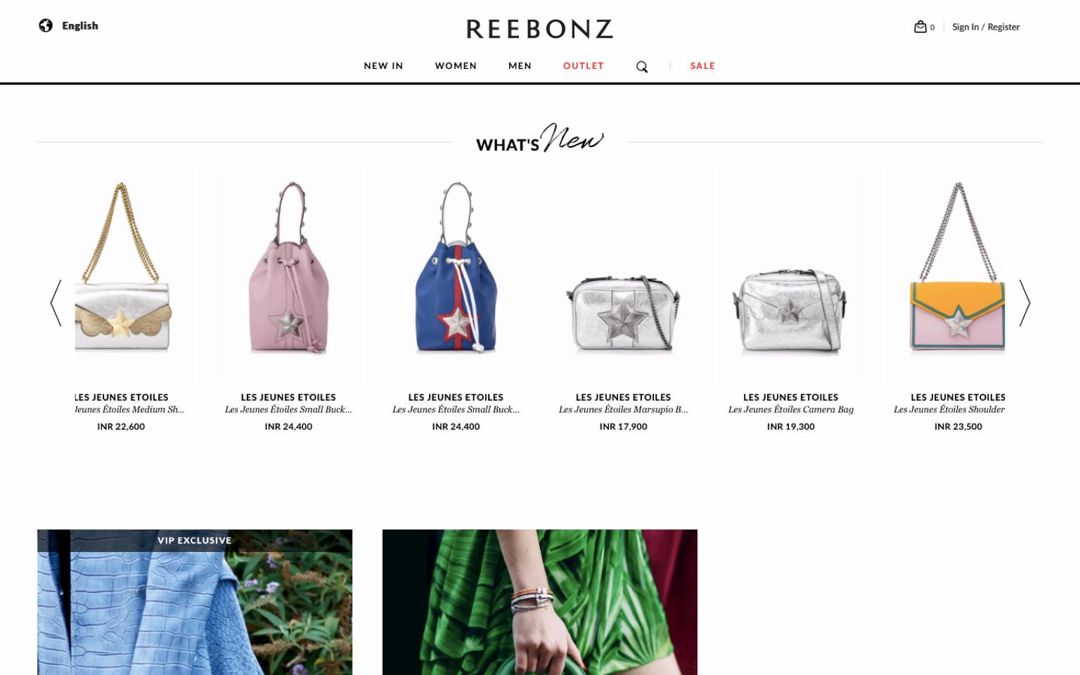 Project Reebonz 4
