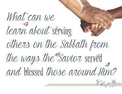 Sabbath Service poster2