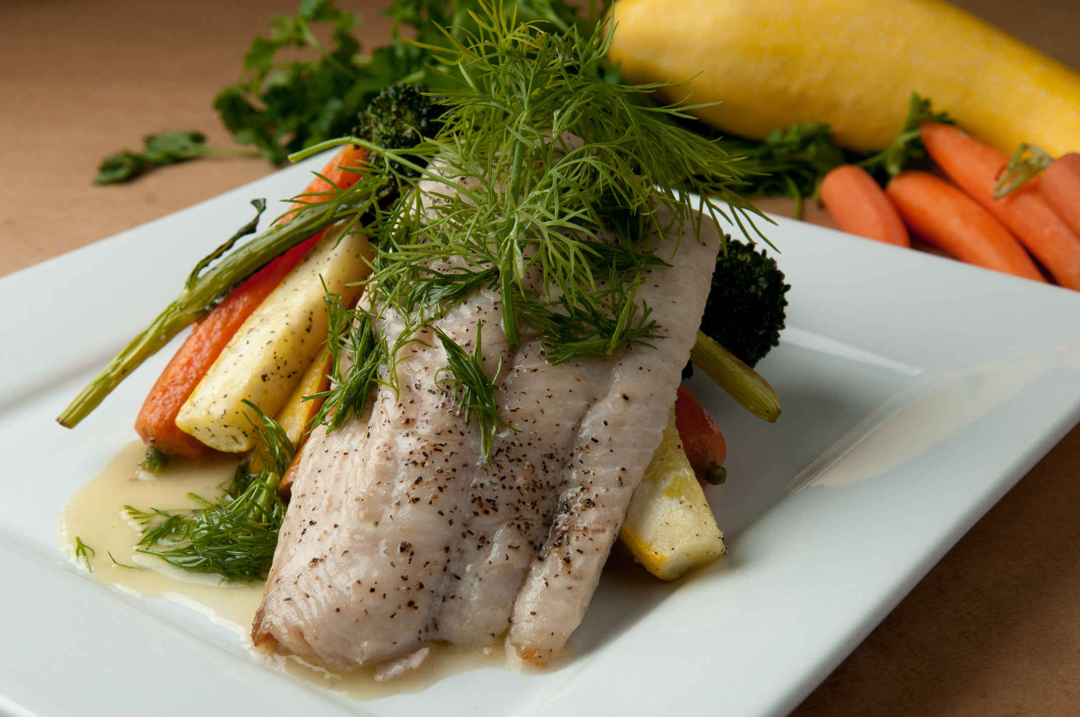 Whitefish_with_dill_butter_sauce_plated