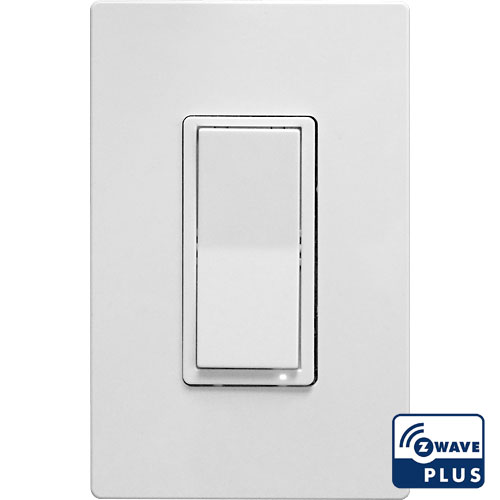 HomeSeer HS-WS100+ Z-Wave Plus Scene Capable Wall Switch - Default Title (TRADE)