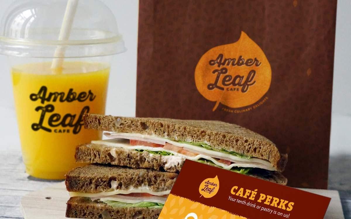 Amber Leaf Cafe