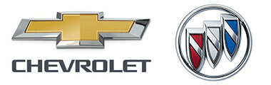 Chevy and Buick car logos