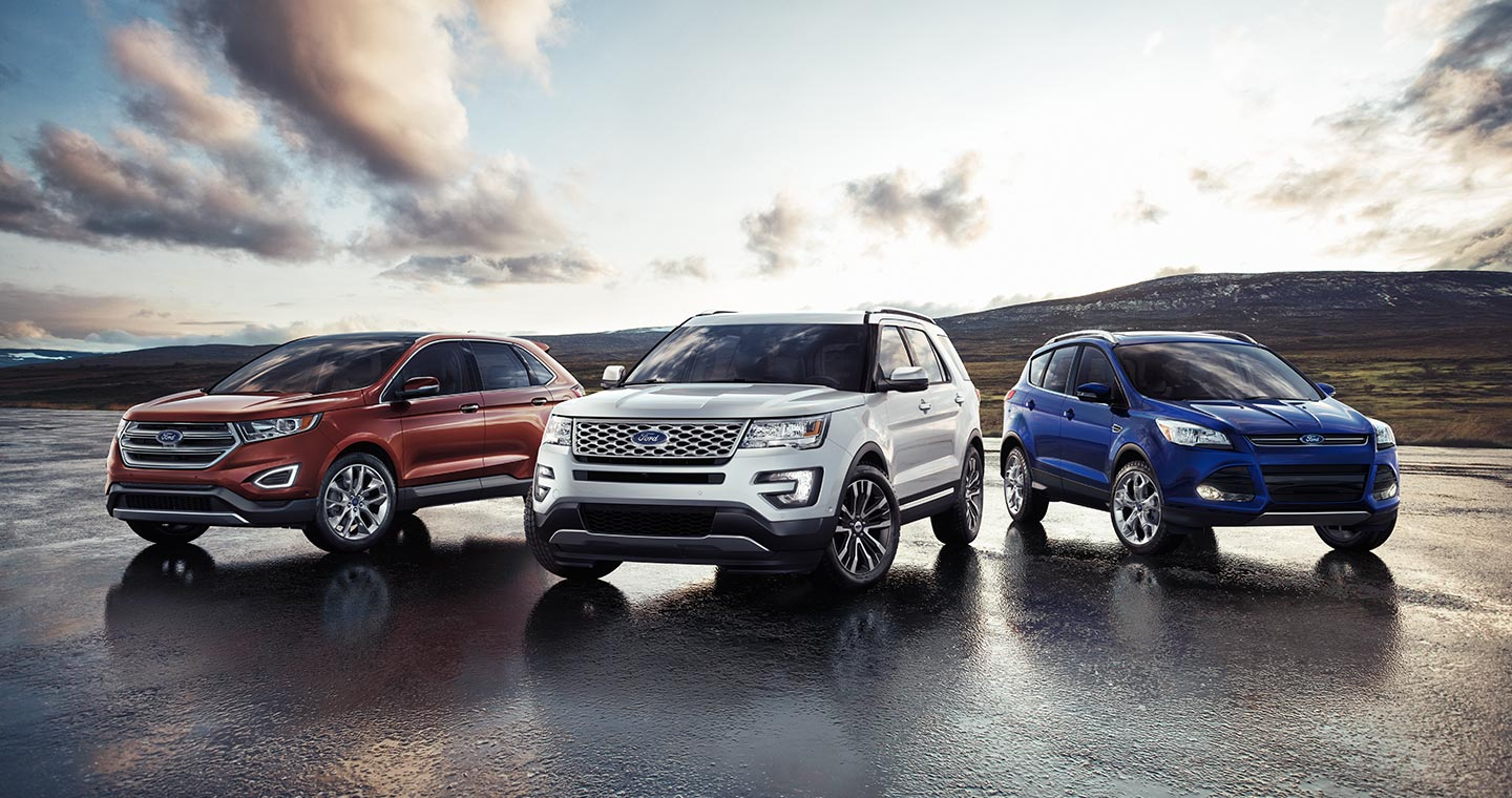 Lease either the Ford escape explorer or edge today & Benefits of Leasing vs Buying at Angela Krause Ford Lincoln in ... markmcfarlin.com