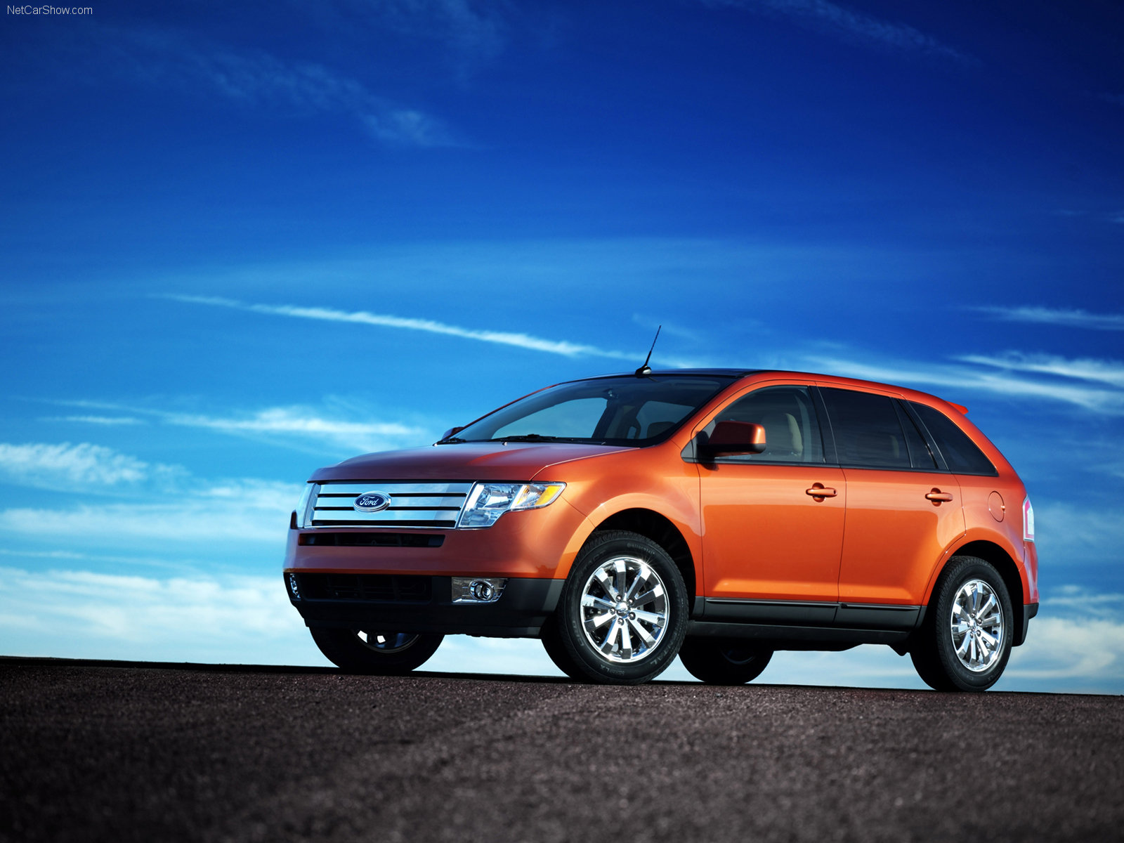 orange ford edge for sale in Alpharetta GA