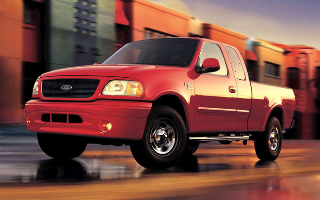 red ford f150 for sale at %DEALERSHIP