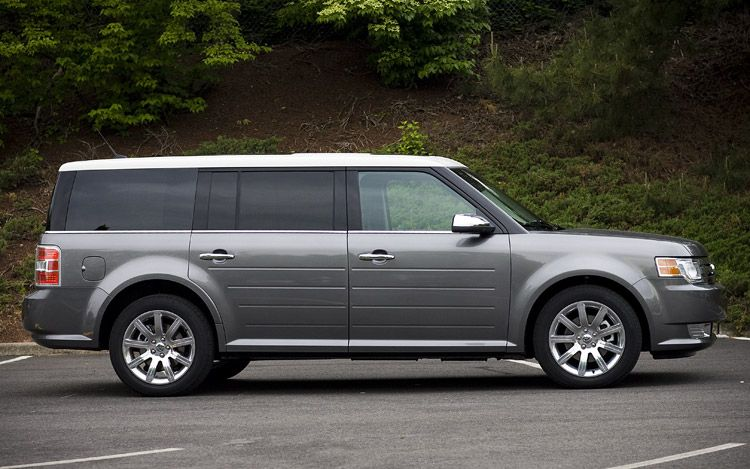 used silver ford flex for sale in Alpharetta GA