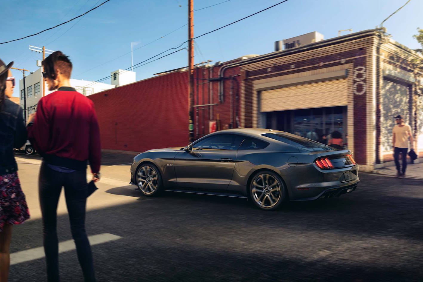 2018 ford mustang gt. beautiful ford the sixthgeneration ford mustang emerged in 2015 with an all new design  the 2018 model has stepped it up a notch or two  on ford mustang gt 0
