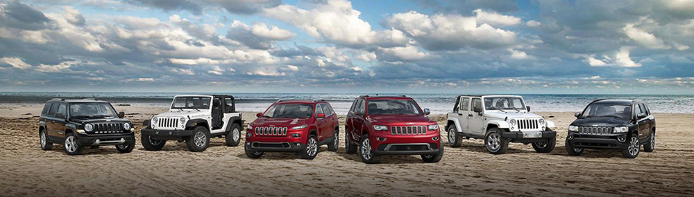 Lease or Finance every Jeep at Apple Leasing
