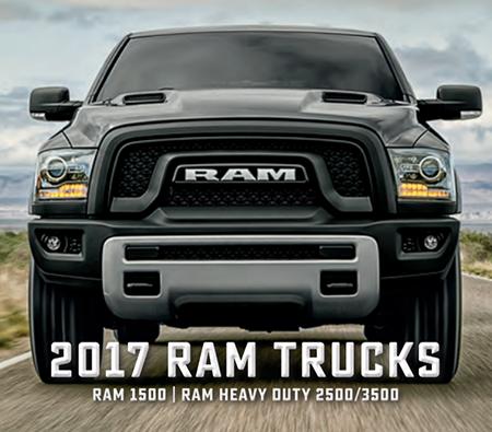 black Ram Truck