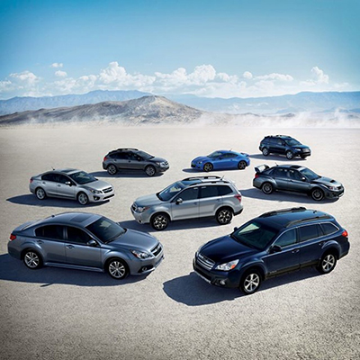 Lease or Finance any Subaru in Austin, TX