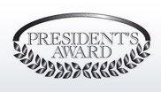 Ford dealership presidents award winner