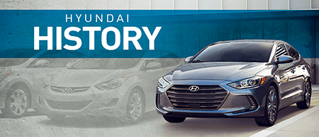 History of the Hyundai brand in Fairfax, VA
