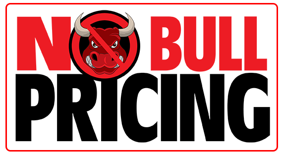 no bull pricing