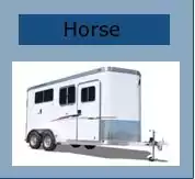 new featherlite horse trailer for sale