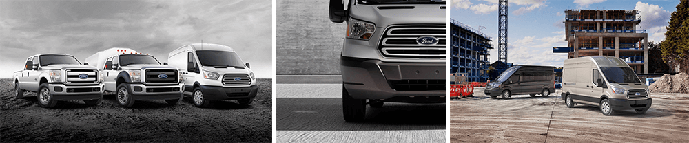 our ford super duty and transit vans are the best selling commercial vehicles