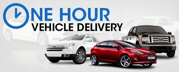 1 hour vehicle deliver service offered by %DEALERSHIP%