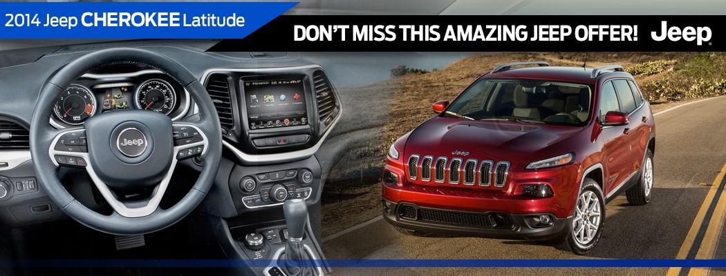 red jeep cherokee latitude