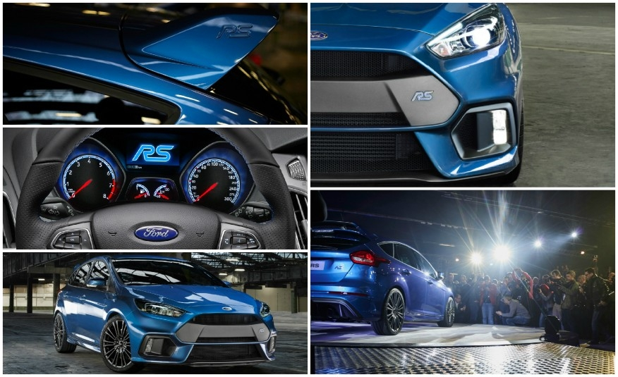 2017 Ford Focus RS for sale in Dallas, TX