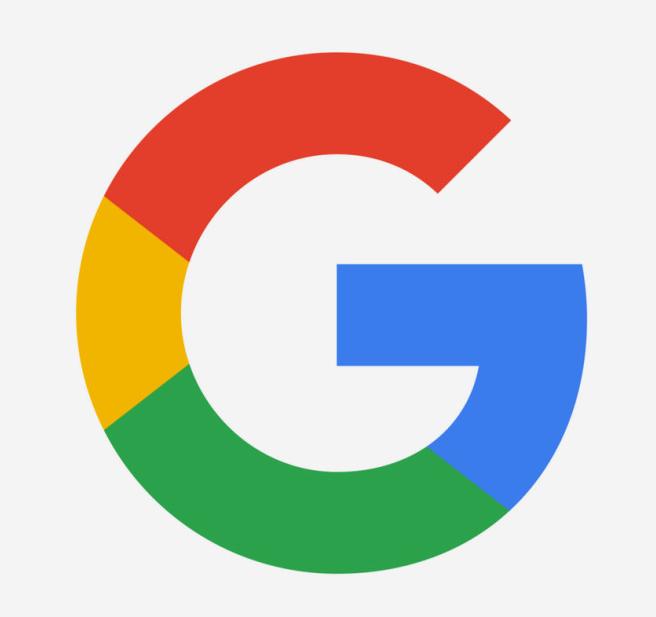 Image of Google logo.