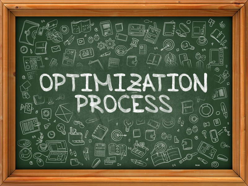 Optimization process.