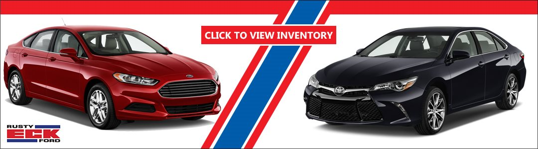 red 2016 ford fusion features compared to the 2016 toyota camry