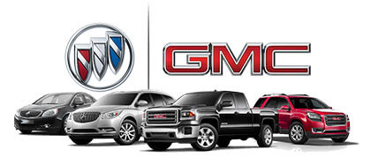 lineup of new Buick GMC for sale from Seth Wadley Buick GMC