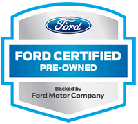 Certified used ford car logo