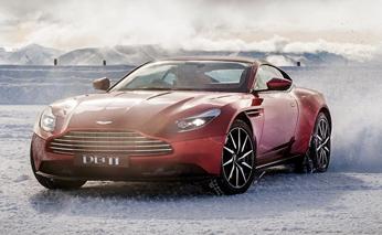 Aston Martin financing options from Aston Martin Houston