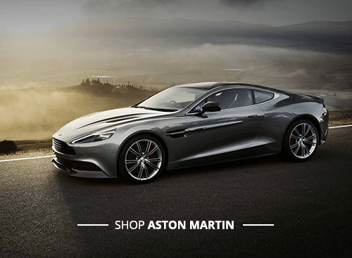 Shop all of our Aston Martin cars for sale