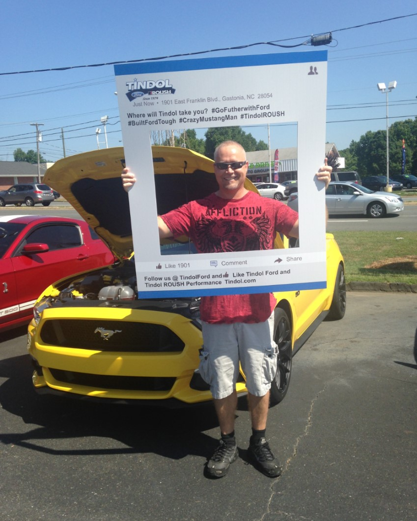 2015 Mustang Cruise In