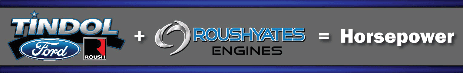 yates roush engine horsepower logo