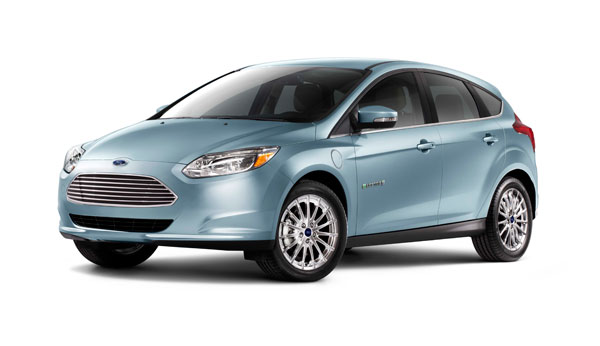 Ford Focus electric plugin car for sale