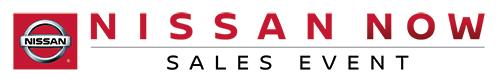 Nissan Now Sales Event logo