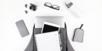 Setting up an effective mobile workspace