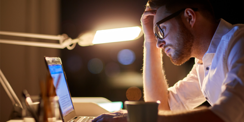 Full-Time Remote Workers Struggle Most with Unplugging After Work Hours