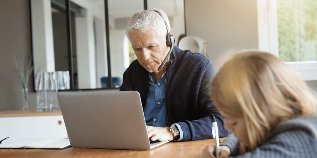 How to Video Conference When Working From Home With Partners, Roommates, and Kids