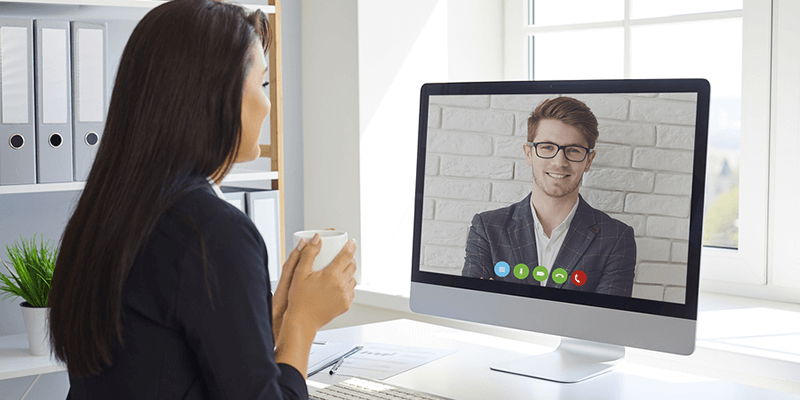5 Tips for Acing a Virtual Interview
