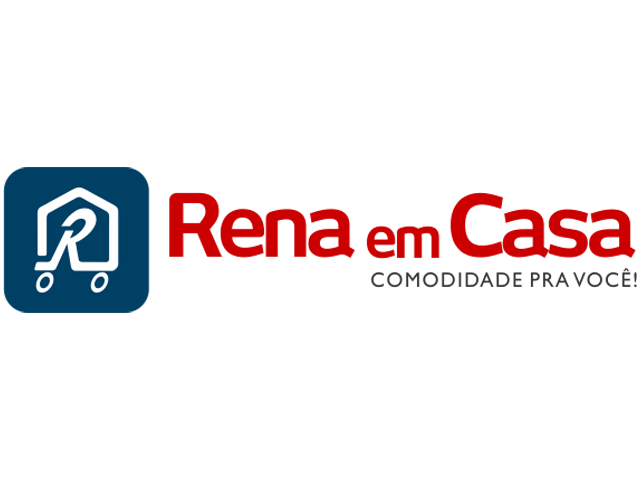 Logo do O Supermercado Rena na Internet