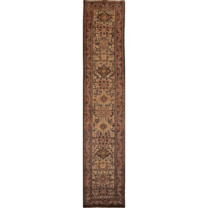Old Persian Karajeh Area Rug 2.4x12.10 - 100748