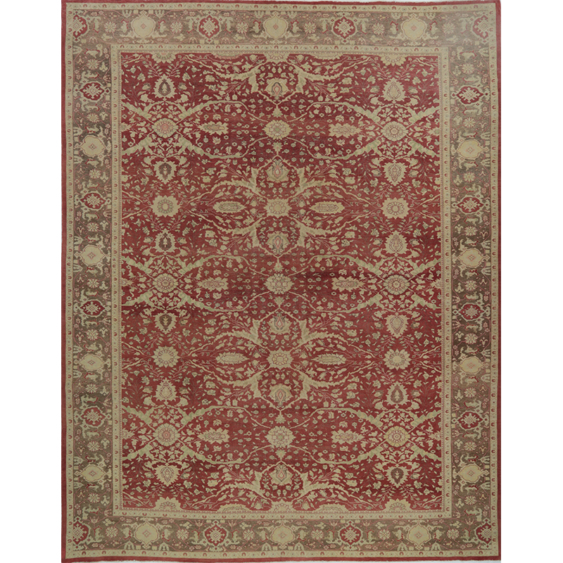 """11'2"""" x 14'4"""" Sultanabad Style Rug - 108782"""