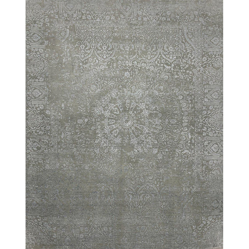 """8'2"""" x 10'1"""" Transitional Area Rug - 500516"""