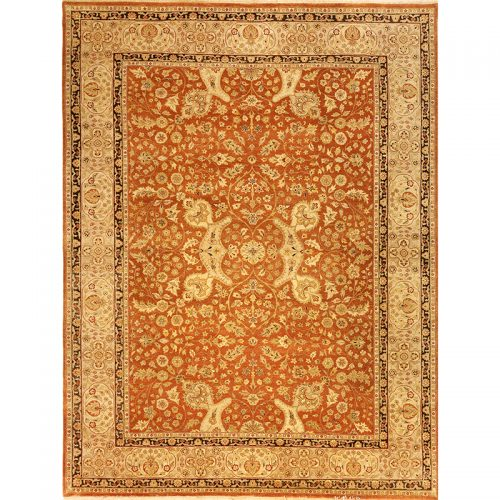 Indian Agra Area Rug