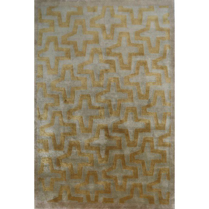 """6'0"""" x 8'10"""" Modern Abstract Rug - 105690"""