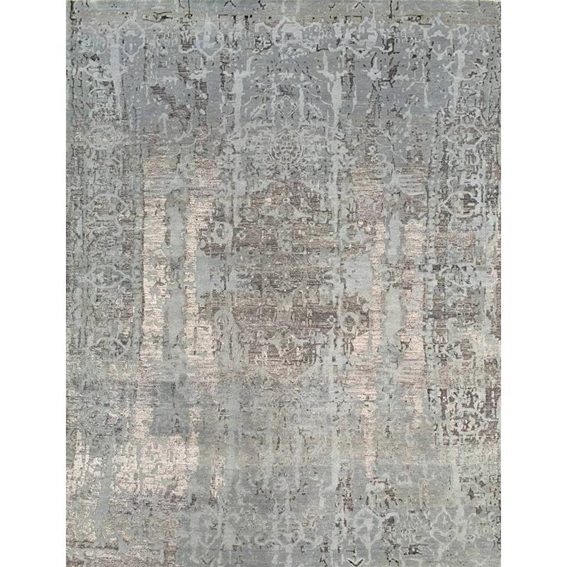 """8'2"""" x 10'3"""" Modern Abstract Rug - 500514"""